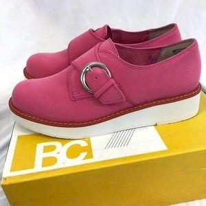 🔥NEW!!🔥 BC Pink Flats